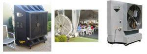 Outdoor cooler rental outdoor air cooler /fan rental- Dubai