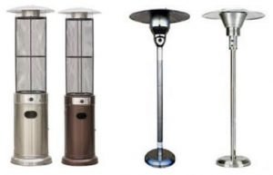 outdoor gas heaters